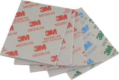 3m Contour Surface Sanding Sponge Warehouse Paint Supply